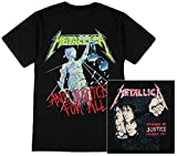 Metallica - And Justice For All T-Shirt - Medium
