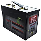vapor buddy - Fourth Castle Ghostbusters Ghost Trap Tin Lunch Box