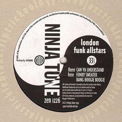 London Funk Allstars - London Funk Allstars - Can Ya ...