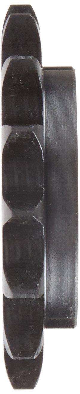 Single Strand Q-D Hardened Steel 15 Teeth Regal Bushed 50 Pitch Browning H50JA15 Roller Chain Sprocket