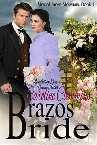 book cover of Brazos Bride