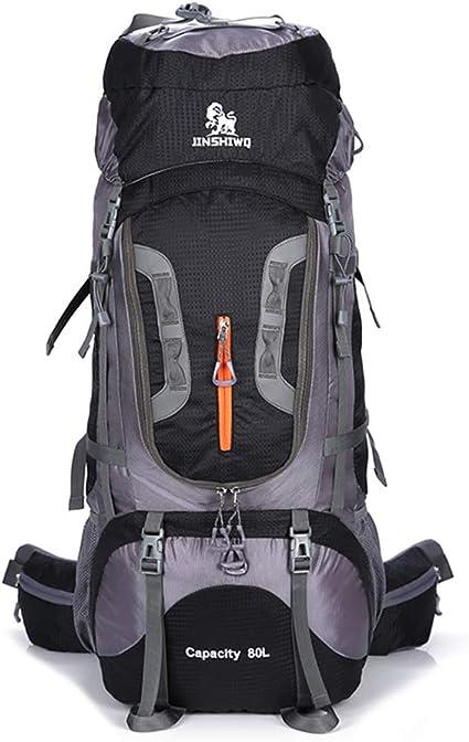 Zaino da Campeggio Zaini Adatto per Trekking Trekking Alpinismo Arrampicata Campeggio Zaino per Uomo Donna Borsa da Trekking Grande