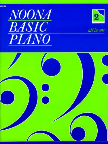 Noona Basic Piano Book 2 (Piano ()