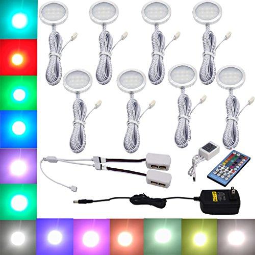 240 Warm White Multifunction Led Lights - 5