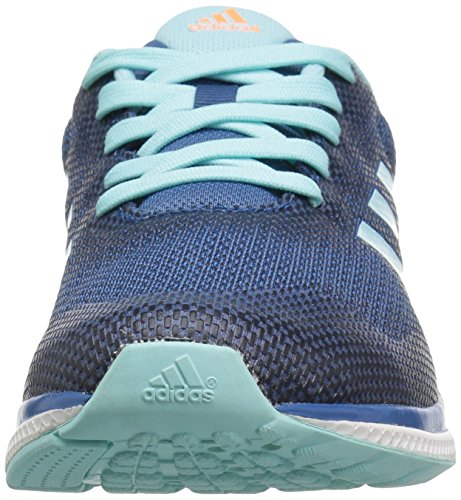 Adidas Performance Kvinners Mana Sprette 2 W Aramis Løpesko Klar Aqua / Lyse  Orange / Hvit ...
