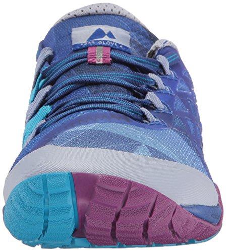 para Mujer Morado 4 Trail Zapatillas Merrell Glove Deportivas para Alutien Interior 6wA0TWq8P