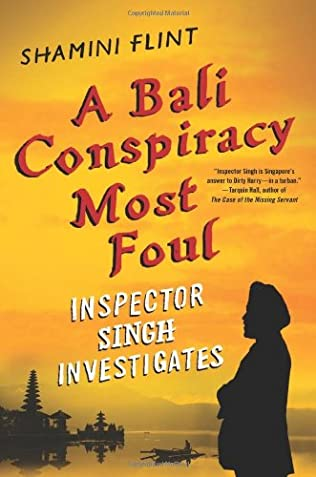 book cover of A Bali Conspiracy Most Foul