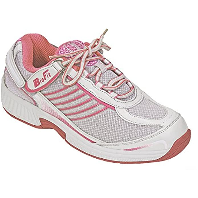 Orthofeet Proven Plantar Fasciitis and Foot Relief. Extended Widths. Bunions Orthopedic Walking Shoes Diabetic Arch Support Women's Sneakers, Verve