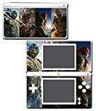 Teenage Mutant Ninja Turtles TMNT Leonardo Leo Michaelangelo Mike Splinter Cartoon Movie Video Game Vinyl Decal Skin Sticker Cover for Nintendo DS Lite System