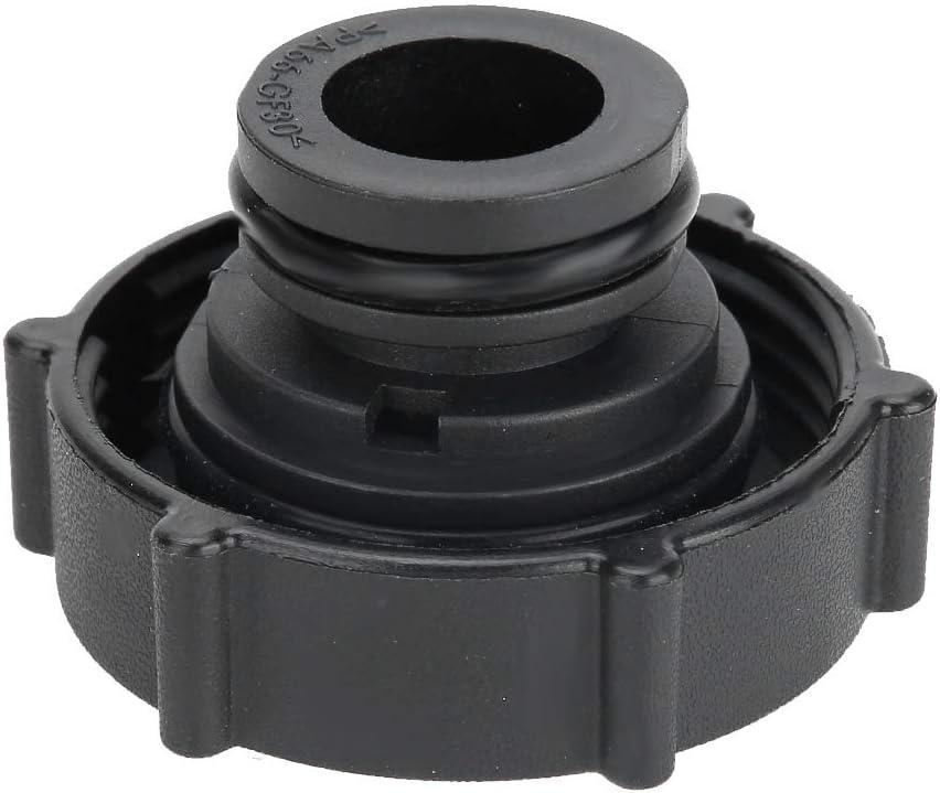 Coolant Expansion Tank Cap Fit Coolant Expansion Tank Cap Fit Compatible with Jaguar X-Type XJ8 XK8 XJR XKR MJA4440BA