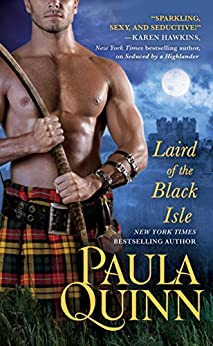 Laird of the Black Isle (Highland Heirs) by [Quinn, Paula]