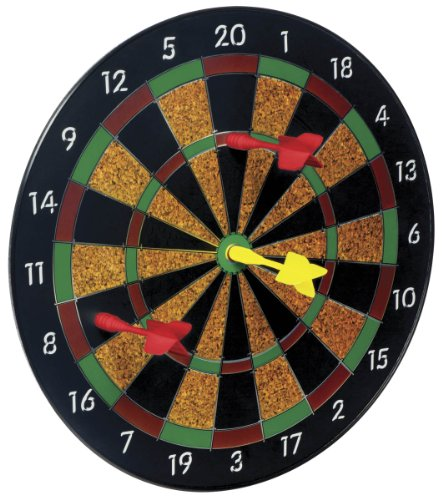 Toysmith Magnetic Dart Board Dart Games For Kids