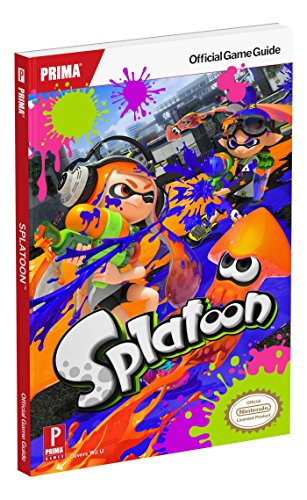 Silver Free Wii - Splatoon: Prima official Game Guide