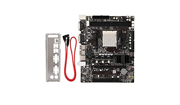 Amazon.com: Computer Motherboard,Support for DDR2+DDR3 ...