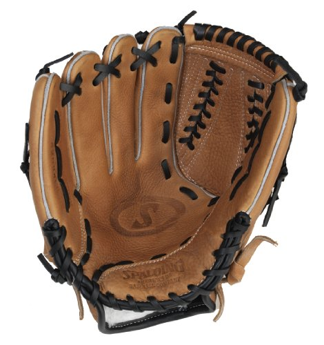 Spalding Stadium Series Split Seam Web 12.5-inch Fielding Glove - Right-Handed Thrower (42-084)