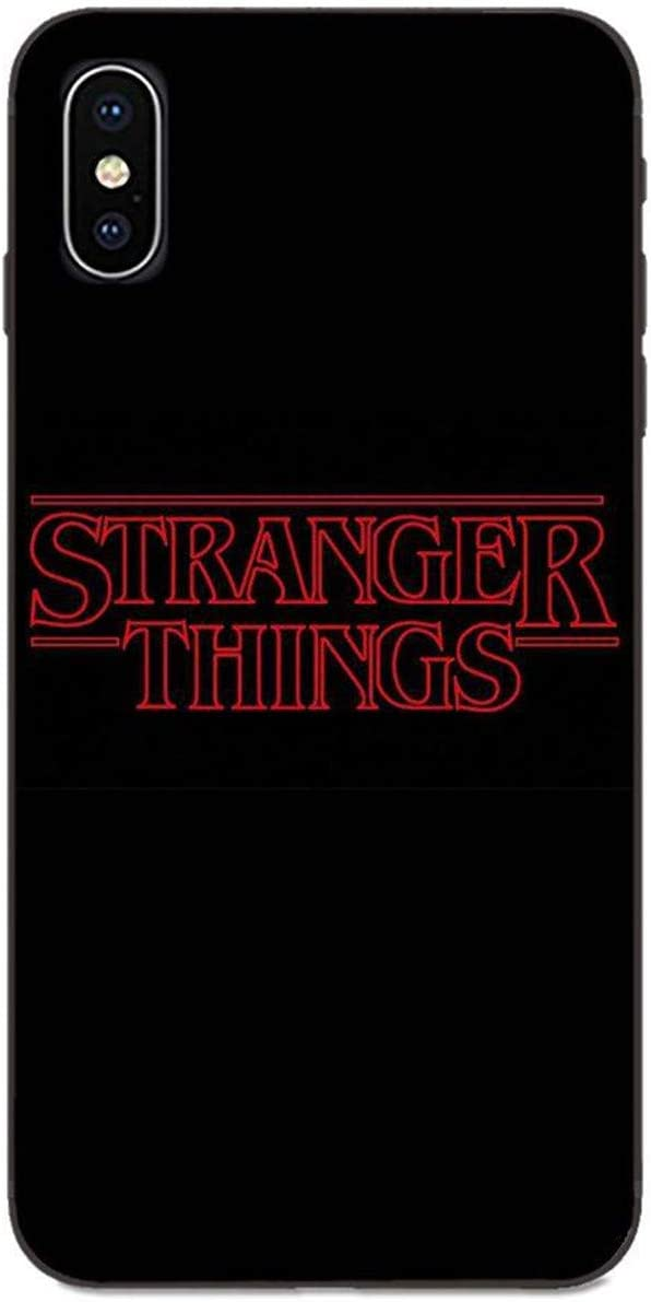 LvShui Stranger Things Redmi 7A Funda Carcasa Suave Silicona Case Cover para Xiaomi Redmi 7A