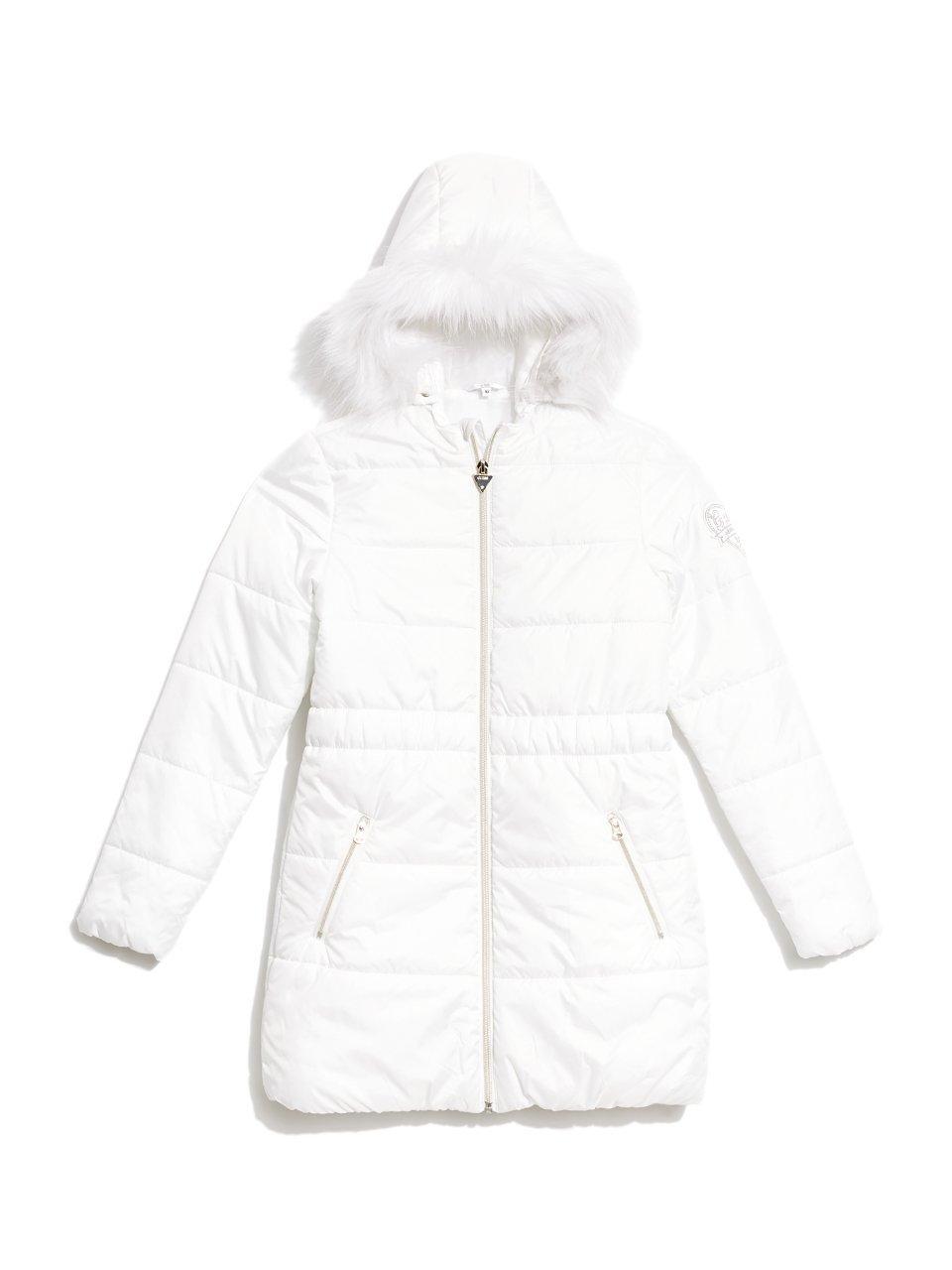 GUESS Girl's Puffer Coat (7-16)