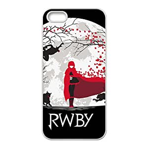 Rwby White Phone Case For iPhone 5s