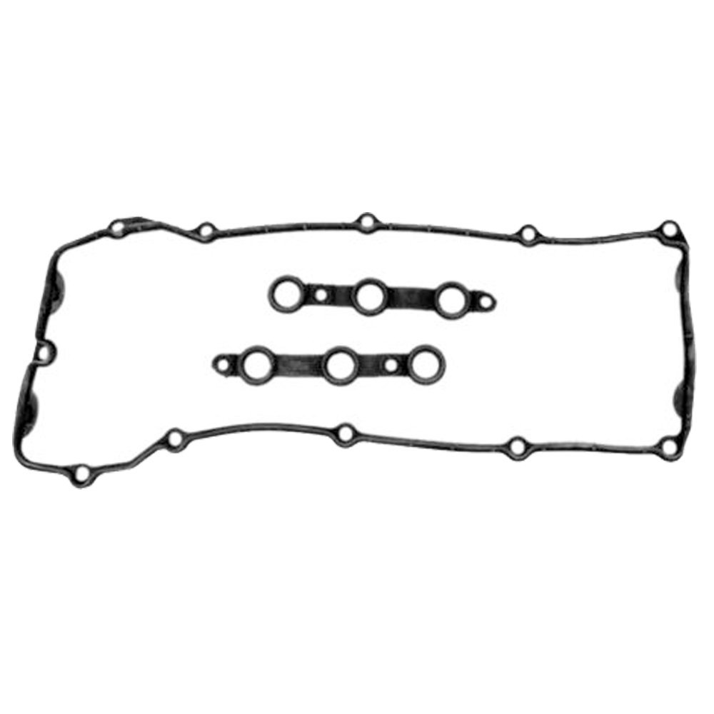 VALVE COVER GASKET SET With 15-Pieces Valve Cover Bolt Grommets For BMW 325 328 330 525 528 X5