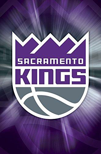 Trends International Sacramento Kings Logo Wall Poster 22.375