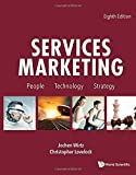 img - for Services Marketing: People, Technology, Strategy by Jochen Wirtz (2016-04-11) book / textbook / text book
