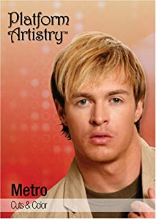 Amazon.com: Platform Artistry: Advanced Hair Color Collection DVD ...