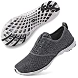 4. ALEADER Men's Stylish Quick Drying Water Shoes