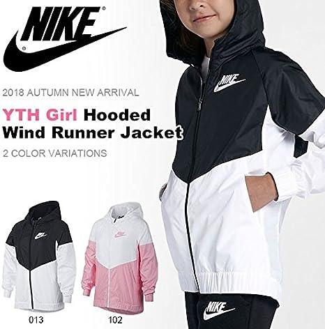 Veste Nike sportswear windrunner AA1343 013 pour Enfants   NIKE