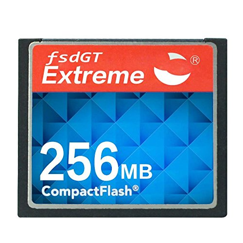 - JUZHUO 256MB CompactFlash Memory Card High Speed 133X for Nikon D70 Digital Camera Memory Card