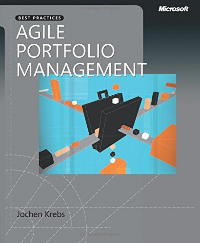 Agile Portfolio Management by Brand: Microsoft Press