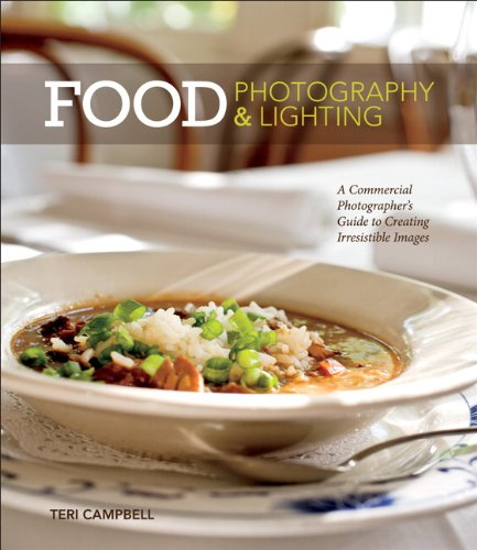 Food photography lighting a commercial photographers guide to food photography lighting a commercial photographers guide to creating irresistible images amazon teri campbell libros en idiomas extranjeros aloadofball Images
