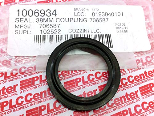 COZZINI 706587 Seal for 38MM Coupling