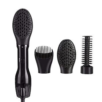 Amazon.com: Cepillo de secador de pelo caliente multifunción ...
