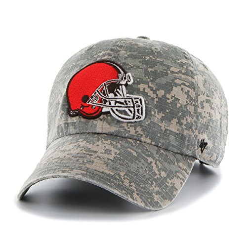 3713a141d9f Cleveland Browns Digital Camouflage Hat – Football Theme Hats