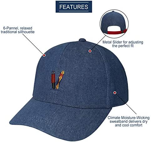 51rNfMLTGQL. AC Zenssia Unisex Adjustable Plain Baseball Cap Dad Hat    This adorable and classic cap is perfect cap for anywhere you go. This cap combines both colorful styles to turn your head and comfort for your all-day wear. You can use it for your usual day-to-day activities. A Must Have Item!