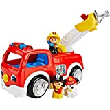Fisher-Price Little People Lift 'n Lower Fire Truck