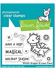 Lawn Fawn Clear Stamps 7.6cm x 5.1cm