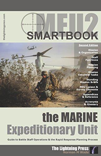 Meu2  The Marine Expeditionary Unit Smartbook  2Nd Ed