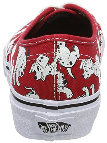 Vans Authentic Vans Authentic Dalmatians Disney Vans Red Disney Authentic Red Dalmatians PTwqOOR