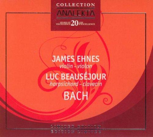 Complete Sonatas Harpsichord (Bach: Complete Sonatas for Violin and Harpsichord)