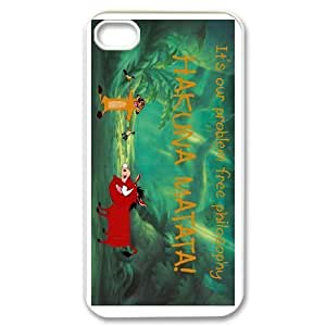 Generic Case Hakuna Matata For iPhone 4,4S 676T6Y8755