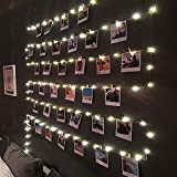 PERFECTDAY String Lights, 200 LED 66 FT ...