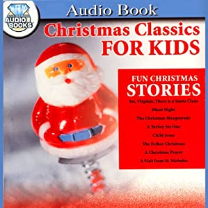 Christmas Classics for Kids Audiobook
