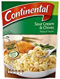 Continental Sour Cream & Chives Pasta & Sauce Side Dish 85g