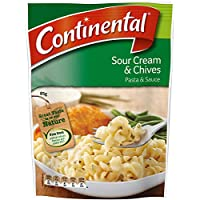 Continental Pasta & Sauce Sour Cream & Chives, 7 x 85g