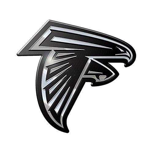 Atlanta Falcons Metal (NFL Atlanta Falcons Premium Metal Auto Emblem)