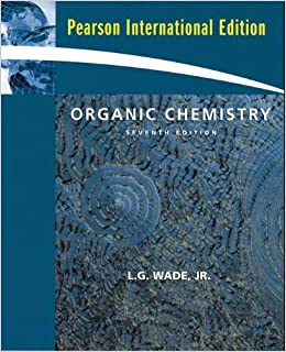 Organic chemistry 7th edition international leroy g wade organic chemistry 7th edition international leroy g wade amazon books fandeluxe Choice Image
