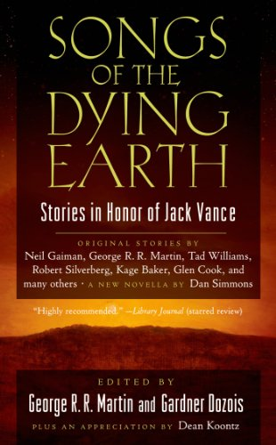 Songs Jack (Songs of the Dying Earth: Short Stories in Honor of Jack Vance)