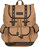 Rakuda Desert Tan Companion Canvas Backpack Review