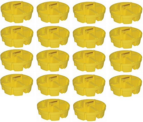 Bucket Boss, 5 Gallon Bucket Stacker Parts Organizer Trays - Quantity 18 by Bucket Stacker (Image #4)